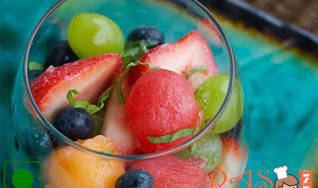 Fresh Fruit Cup Recipe