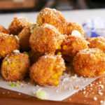 Corn Cheese Croquettes