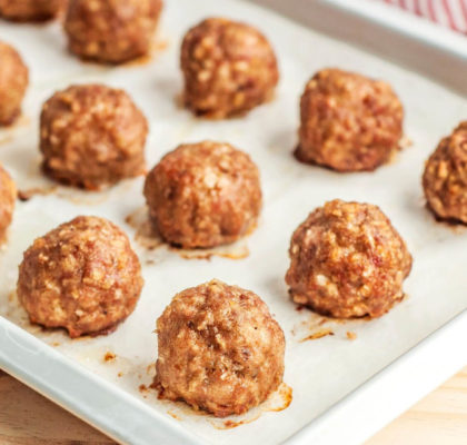 Floating Meatballs Recipe