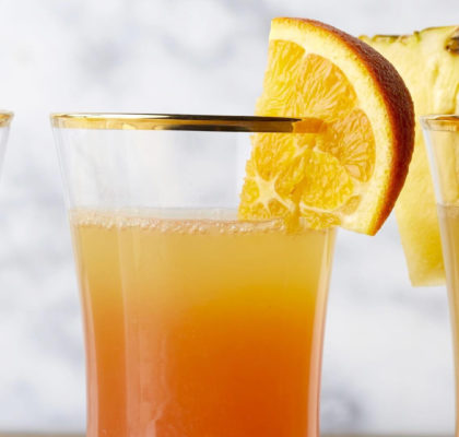 Orange and Pineapple Cup Recipe