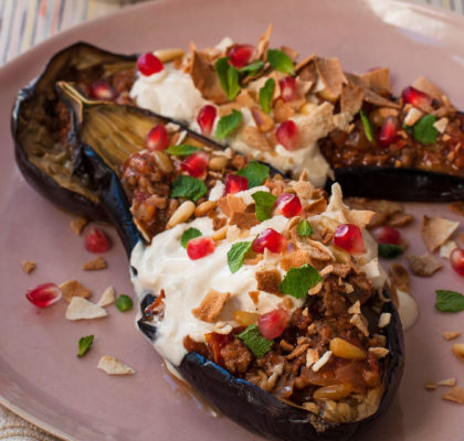 Veal and Aubergine Recipe