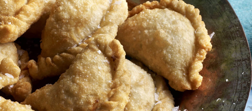 Coconut and Jeera Ghughra Recipe