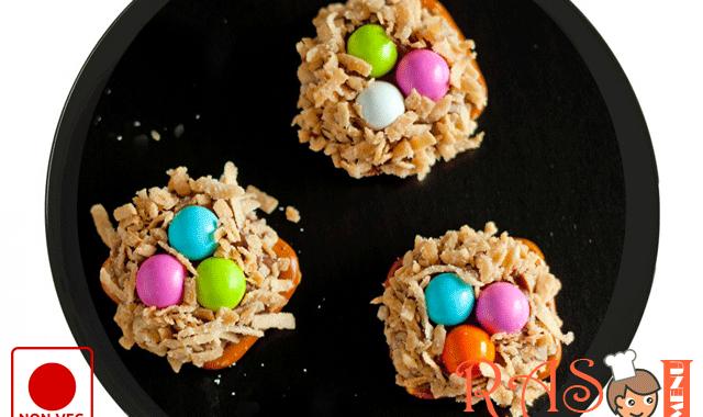 Easter's Chocolate Bird Nests Recipe