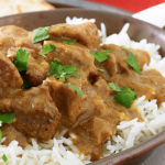 Indian Curry Lamb
