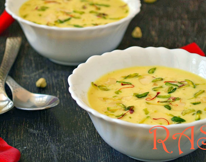 Basundi Recipe by Rasoi Menu