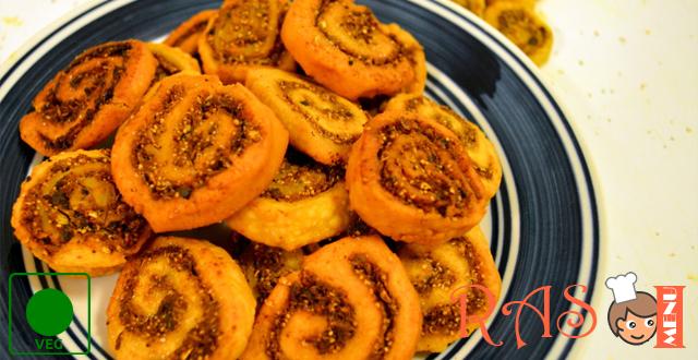Homemade Bhakarwadi Recipe