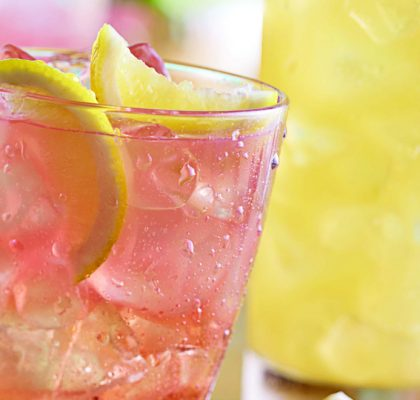 Pink Lemonade recipe by Rasoi Menu