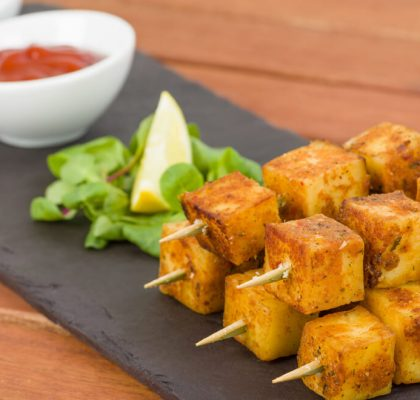 paneer hariyali tikka recipe by rasoi menu