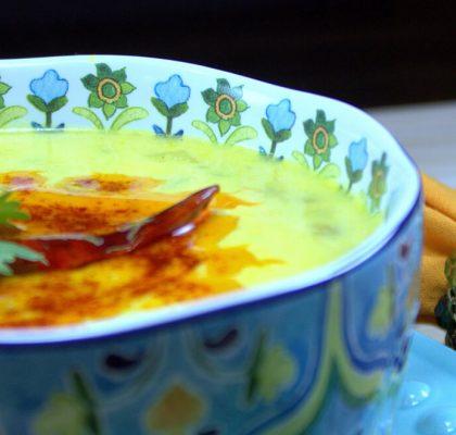 rajgira kadhi recipe by rasoi menu