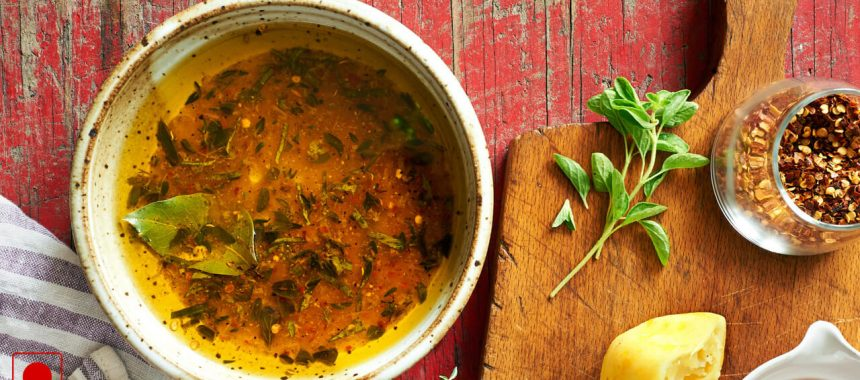 How To Make Marinade For Tandoori Fish