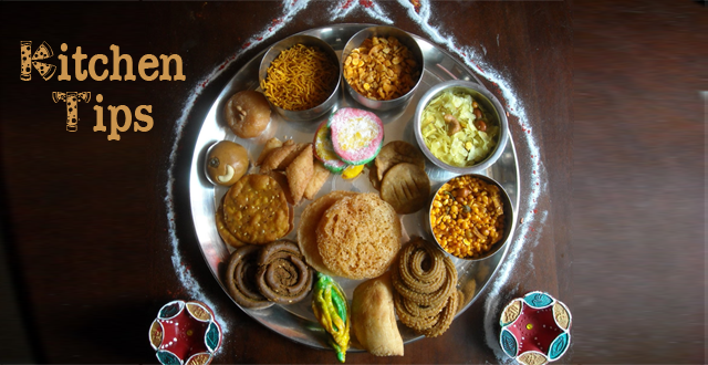 12 Tips to Consider in Diwali Snacks Making