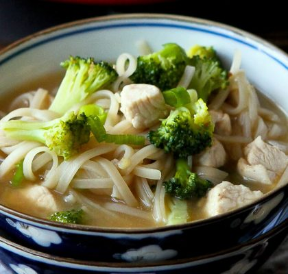 Chicken Vermicelli Soup Recipe by rasoi menu