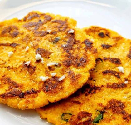 Makki Ki Roti recipe by rasoimenu