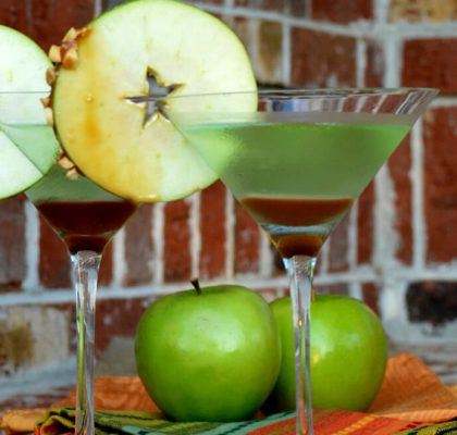 Bad Apple Martini - Cocktail Recipe by rasoi menu