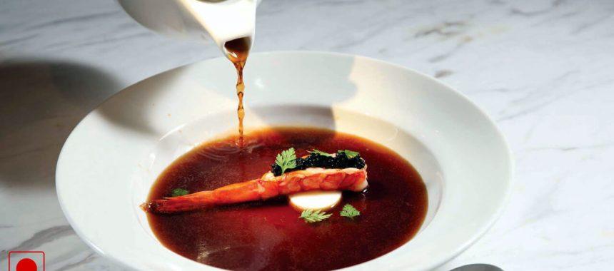 Consommé Clear Soup Recipe