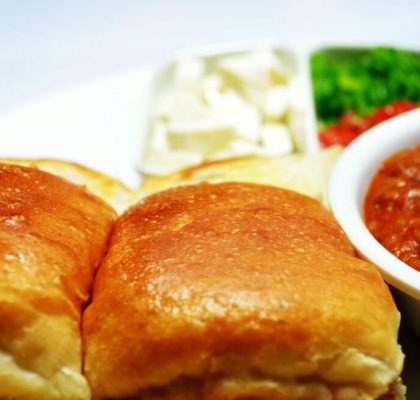 Dal Pav Bhaji Recipe by rasoi menu