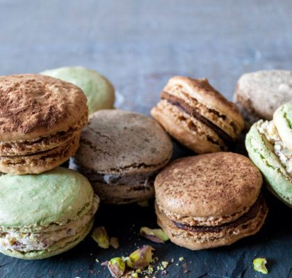 French Macarons Recipe by rasoi menu