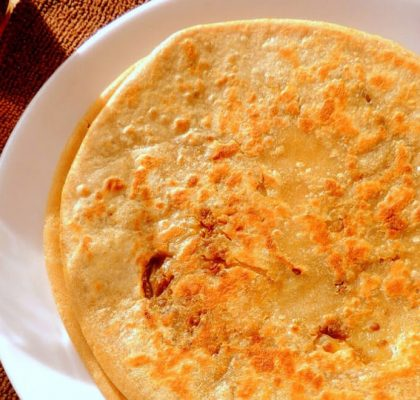 Keema Paratha Recipe by rasoi menu