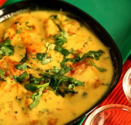 Sindhi Kadhi Recipe by rasoi menu
