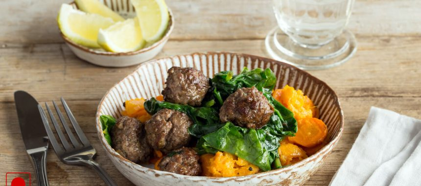 Lamb Meatballs Recipe