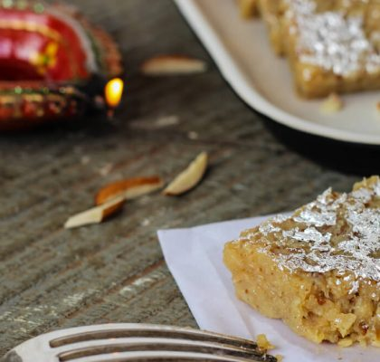 Dry Fruit Barfi Recipe