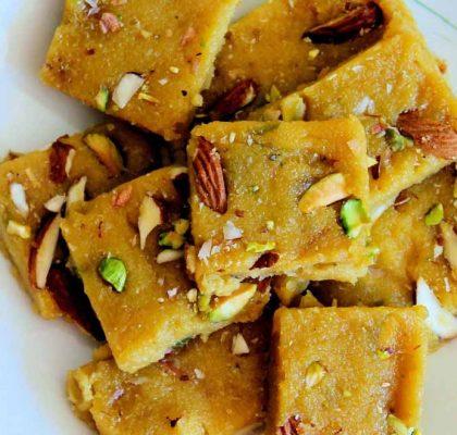 Dry Fruit Halwa Recipe by Rasoi Menu