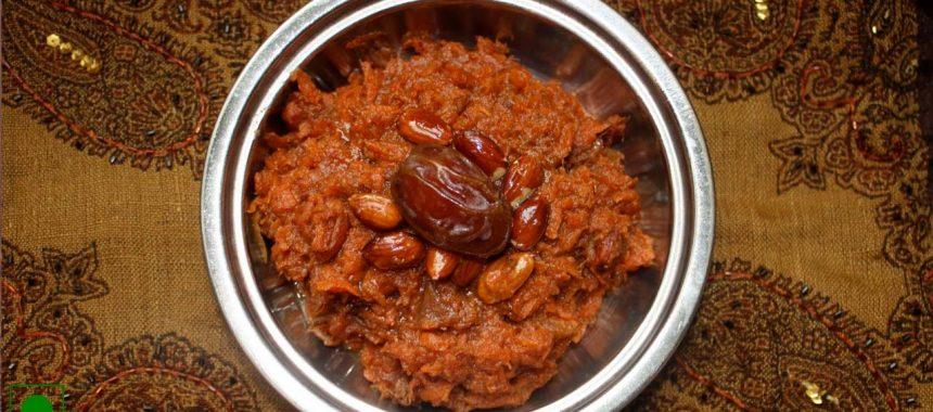 Khajur Halwa Recipe