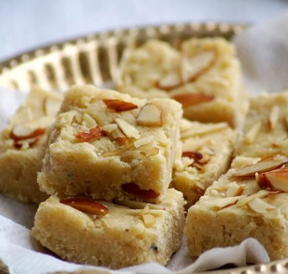 Khoya Barfi recipe by rasoi menu