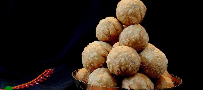 Dry Fruit Kachori Recipe