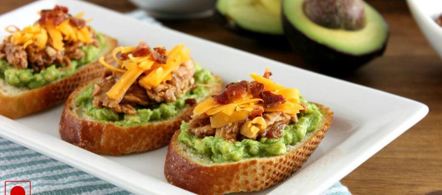 BBQ Chicken Grilled Cheese Sandwich Recipe
