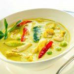 Green Mango Curry