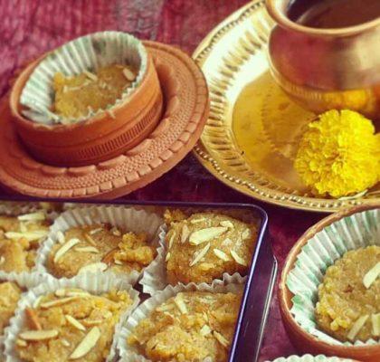 Halwasan Recipe by Rasoi Menu