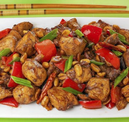 Kung Pao Chicken recipe by rasoi menu