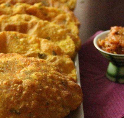 Masala Puri recipe by rasoi menu