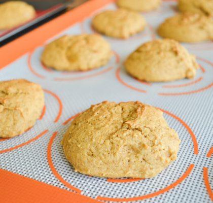 Pumpkin Raisin Cookies recipe by rasoi menu
