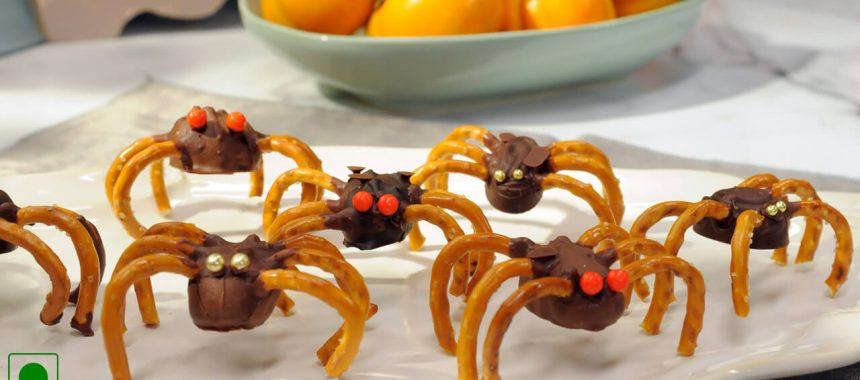 Spider Bites Recipe