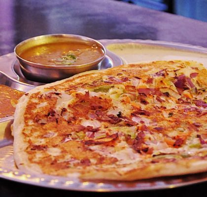 Vrat Ke Uttapam Recipe by Rasoi Menu