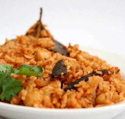 chana pulao recipe by rasoi menu