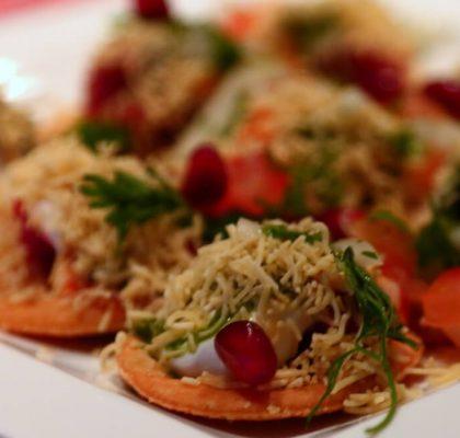 farali sevpuri recipe by rasoi menu