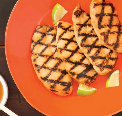 Honey Lime Sriracha Chicken recipe by rasoi menu