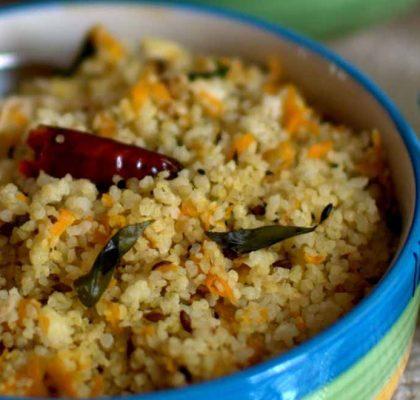 Vrat Ke Chawal (Sama) Recipe by Rasoi Menu