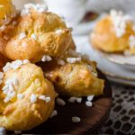Cheesy Choux Pastry