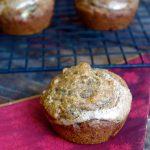 Chocolate Almond Muffins