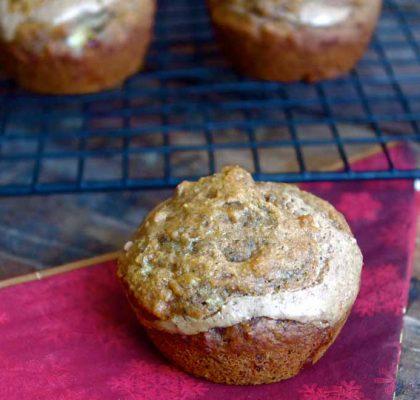 chocolate almond muffins recipe by rasoi menu