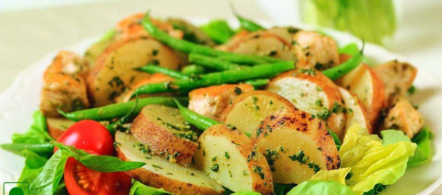 Barbeque Potato Salad Recipe