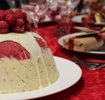 Ice Cream Pudding recipe by rasoi menu