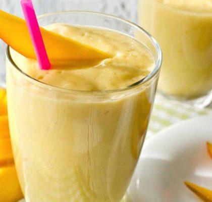 Mango Milkshake Recipe by rasoi menu