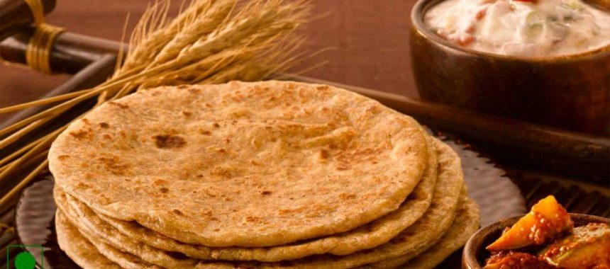 Wheat Paratha Recipe