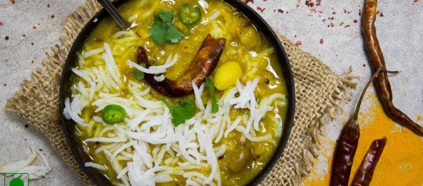 Gujarati Meethi Dal Recipe
