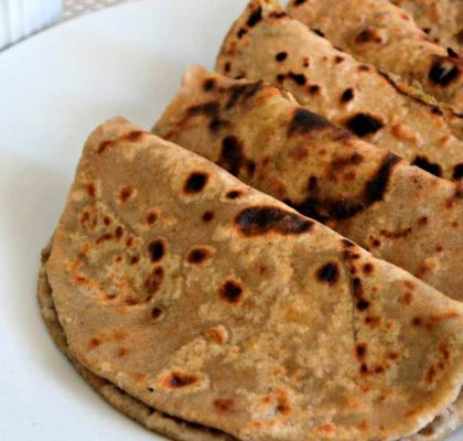 mix vegetable paratha by rasoi menu